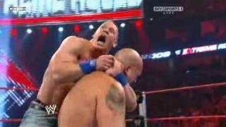 WWE Extreme Rules 2009 John Cena vs. Bigshow