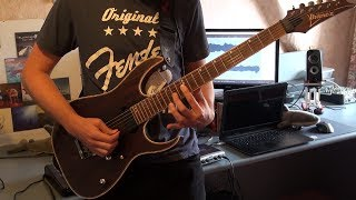 Foals // Prelude // Live Guitar Looping Session