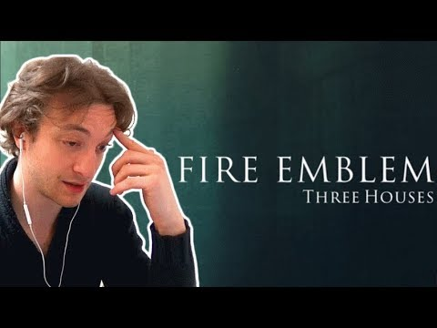 Subdued Reaction to the Fire Emblem: Three Houses Trailer (Fire Emblem 16)