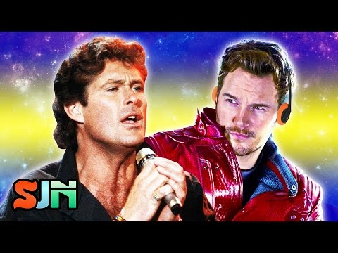 Guardians of the Galaxy Vol. 2 Soundtrack Featuring David Hasselhoff?!