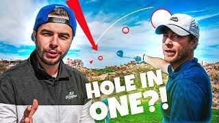 This is a golf vlog with my best friend