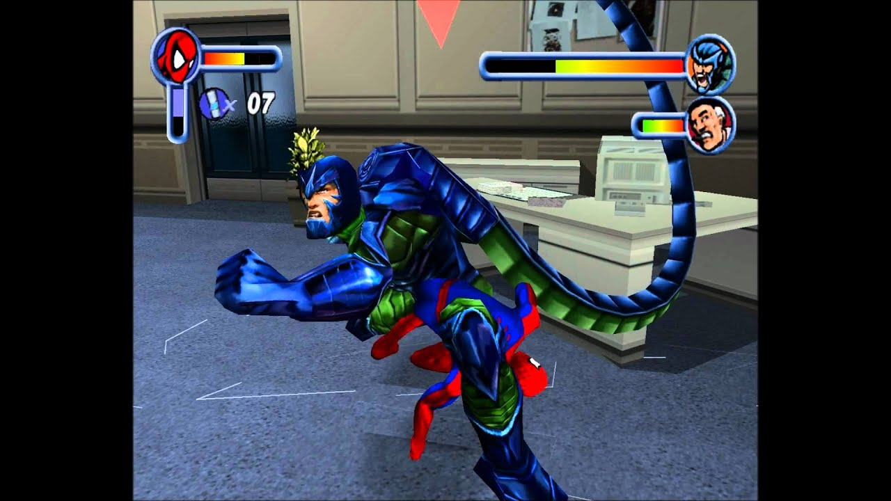 Pictures of Scorpion Spider Man Game - #rock-cafe