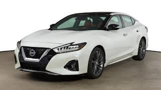 2019 Nissan Maxima - NissanConnect® Services Powered by SiriusXM (if so equipped)