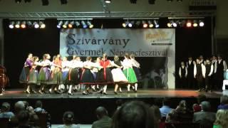 Harmónia AMI Csobolyó néptáncegyüttes: Táncok a Galgamentéről Thumbnail