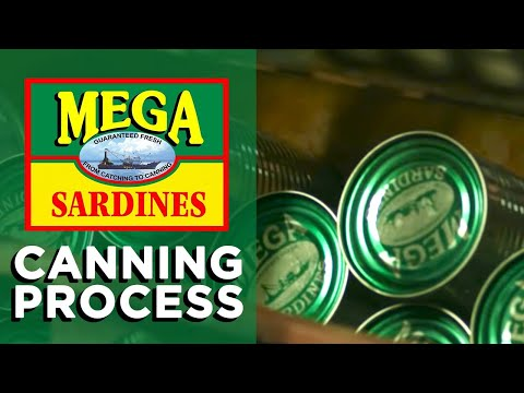 """Canning the Fish"": Mega Global Canning Process"