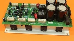 Rebuild new PCB board audio Yiroshi 1200W amplifier circuit
