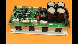 How to Repair transistor amplifier? how to repair amplifier using 2SC5200 and 2SA1943? electronics