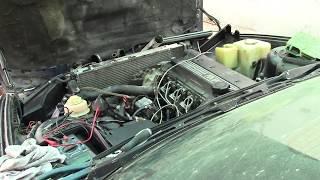 Ремонт BMW E34 новые проблемы.