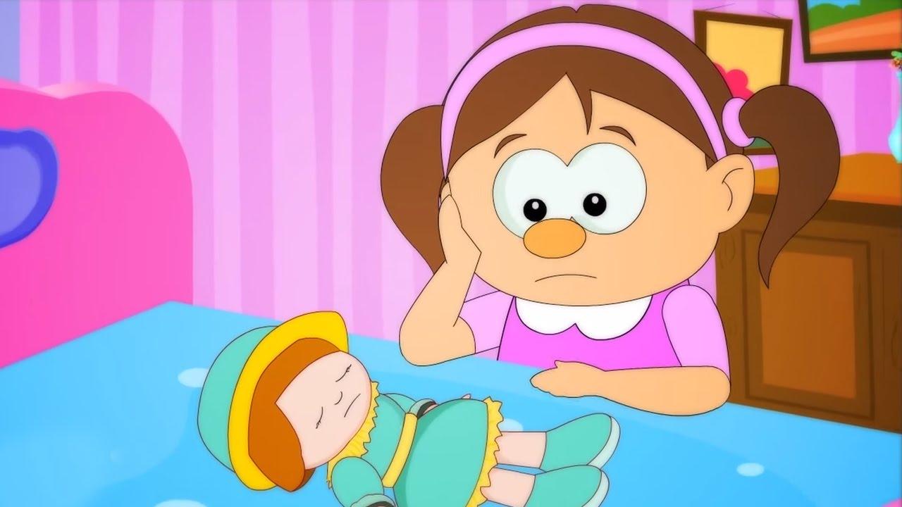 Nursery Rhymes for Children : Miss Polly had a Dolly - Nursery ...