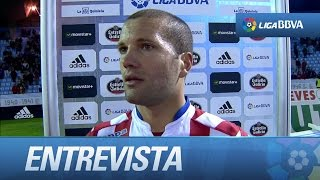 Video Gol Pertandingan Celta Vigo vs Sporting Gijon