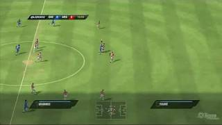 FIFA Soccer 10 Xbox 360 Video - Virtual Pro