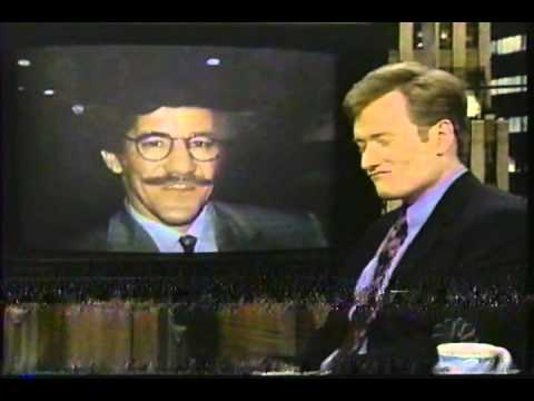 Late Night Clinton Via Satellite (State of the Union) 2/6/97