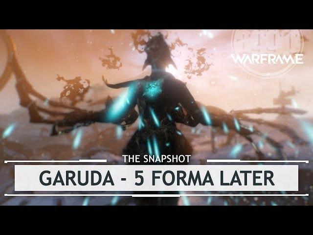 Warframe: Garuda - Builds & Mechanics Explained [thesnapshot]
