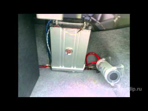 Capacitors for Car Audio Systems - YouTube