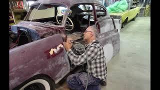 1949 Chevrolet Fleetline  Classic Car Restoration