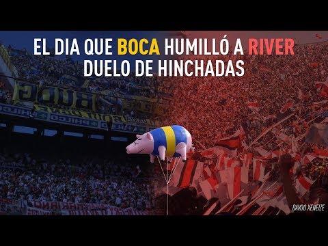 El día que Boca humilló a River (2012)