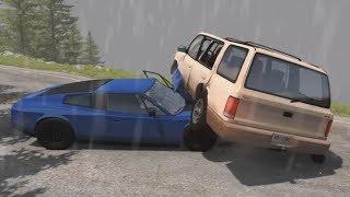 T-Bone Crashes 9 | BeamNG.drive