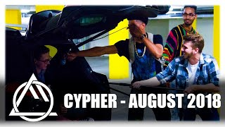 LFO Collective Cypher feat. Relaye, Steady Cam and Clarence The Kid - August 2018