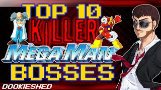 Top 10 KILLER Mega Man Bosses!
