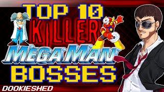 Top 10 KILLER Mega Man Bosses!