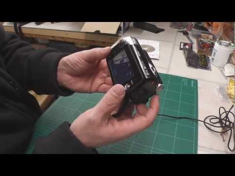 Panasonic SDR-H81 Camcorder Repair