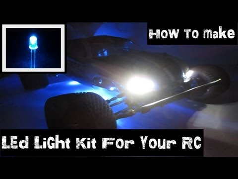 dark ecliptic heart rc projects how to make rc led light kit