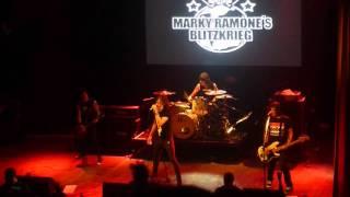 Marky Ramone - Tomorrow She Goes Away/Surfin Bird - Teatro Flores - 15/11/2014