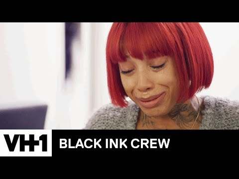 Ceaser Shares Disappointing News With Sky | Black Ink Crew