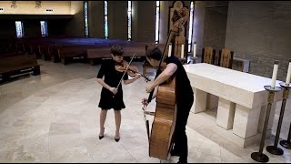 Karolina Radovani & Daniel Nix: Luigi Boccherini - Sonata D Major, IV. Allegro assai