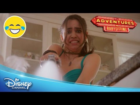 Adventures in Babysitting | Lola's Babysitting Fail | Offici