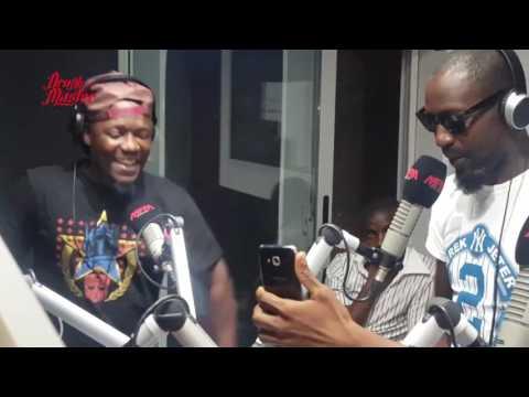 Drunk Master no programa 360 Graus da Radio MFM Angola