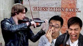 Fake Violin Game