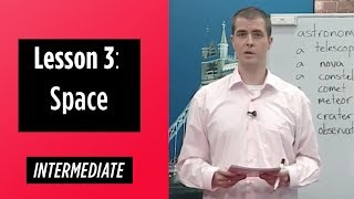 Intermediate Levels Lesson 3 Space