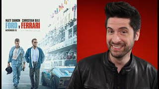 Ford v Ferrari - Movie Review