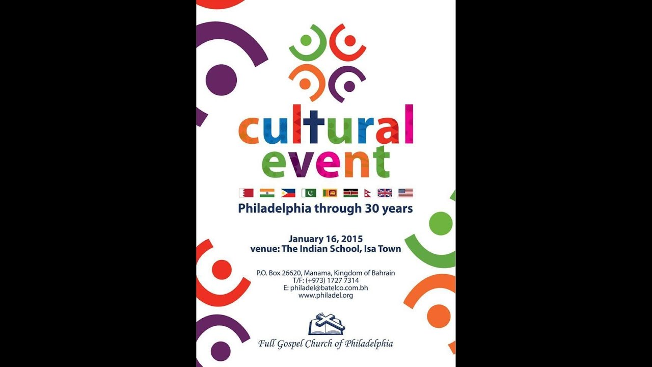 Watch Live - Cultural Event - Philadelphia Through 30 ...