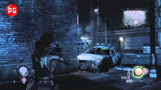 обзор Resident Evil Operation Raccoon City