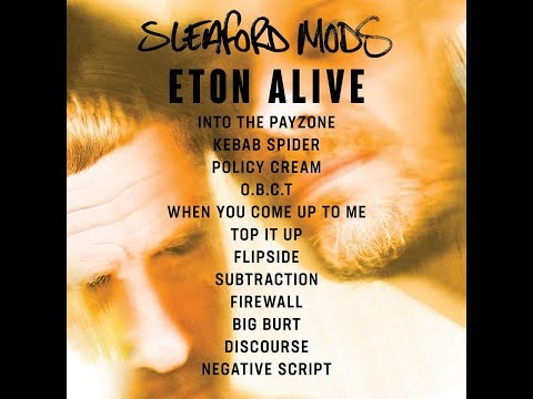 Sleaford Mods - Stick In A Five And Go @ Bikini Toulouse 2019