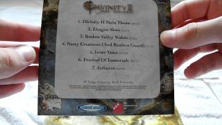 Unboxing: Divinity II: Ego Draconis (Collector