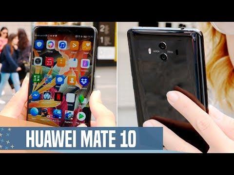 Huawei Mate 10 review, un smartphone casi PERFECTO