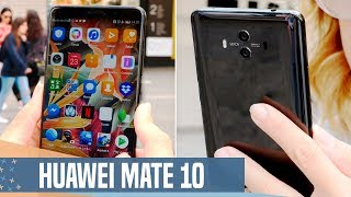 Huawei Mate 10 review, un smartphone casi PERFECTO