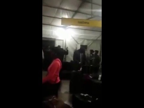 Chaotic State of Port Harcourt International Airport Dec 2015 (pt 2)