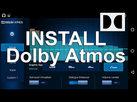 How to Install Dolby Atmos On Android (Root & No Root) 2019