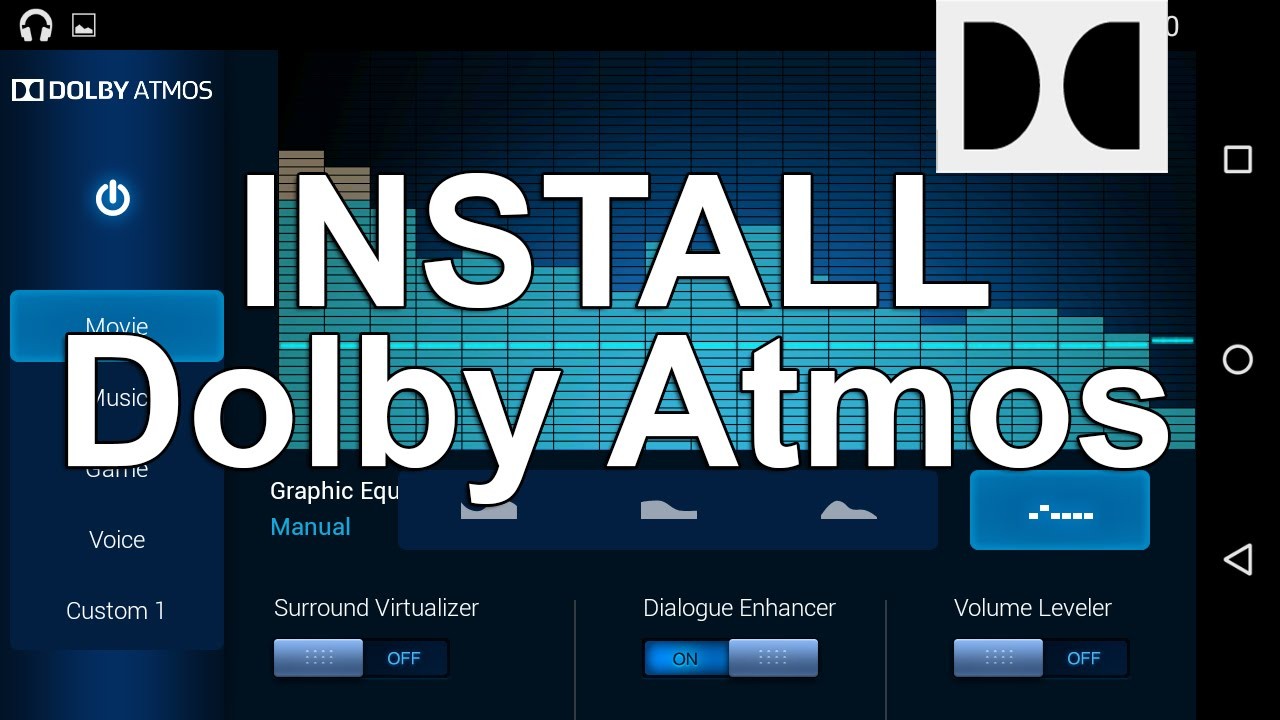 Dolby Atmos Apk For Android - Installation Guide (Root/Without Root)
