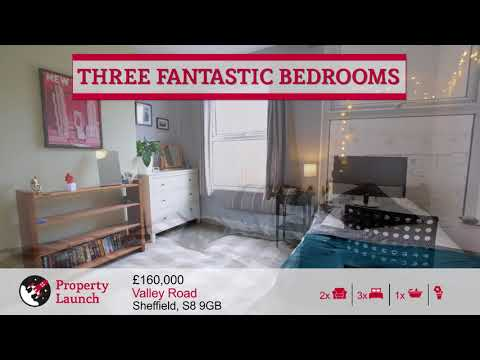 Sheffield Property Launch: 141 Valley Road - Saturday 28th April | Preston Baker