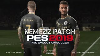 PES 2018 PS3 Nemeziz Patch 1.6 AIO CFW and OFW
