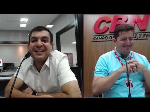 Entrevista CBN: Jamilson Name (PDT)