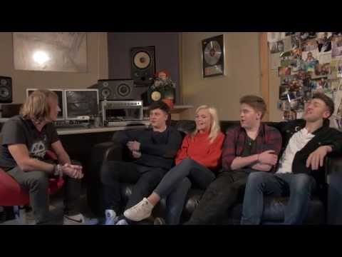 Chasing Grace Interview - Sticky Sessions