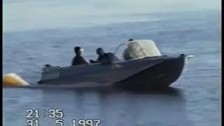 Жизнь за полярным кругом. Усть Порт 1997г