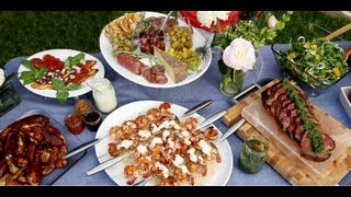Host A Bbq Bash Like Cat Cora | Best Chef Secrets