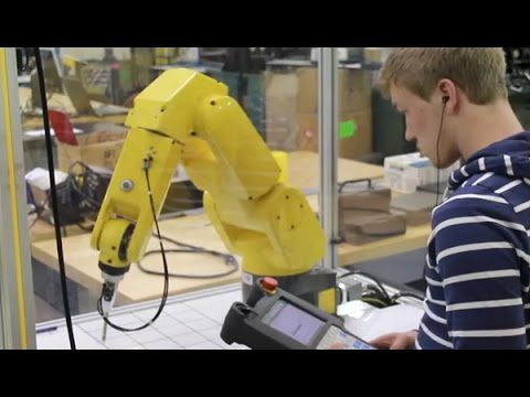 Automation Robotics Engineering Technology at Hennepin Tech